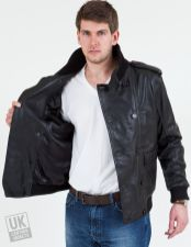 Top best model men bomber jacket outfit 24