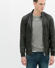 Top best model men bomber jacket outfit 34