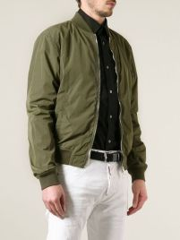 Top best model men bomber jacket outfit 35