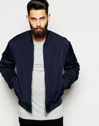 Top best model men bomber jacket outfit 49