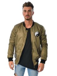 Top best model men bomber jacket outfit 5