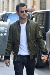Top best model men bomber jacket outfit 76
