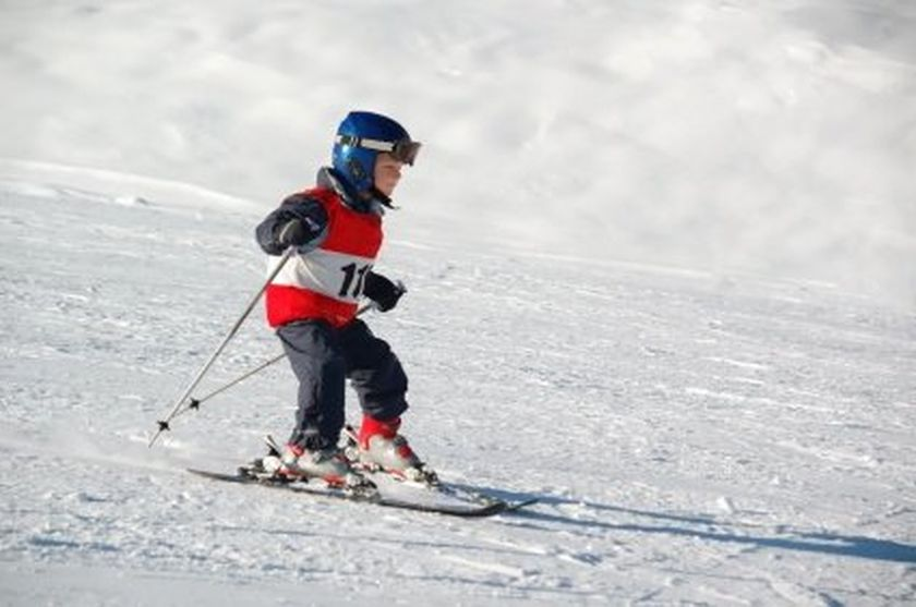 Adorable skiing outfit for your lovely kids 19