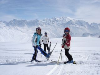 Adorable skiing outfit for your lovely kids 26