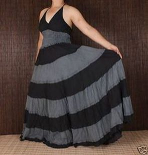 Amazing plus size striped dress outfits ideas 31