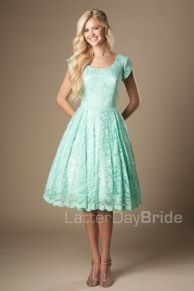 Awesome elegance turquoise bridesmaid dress 12