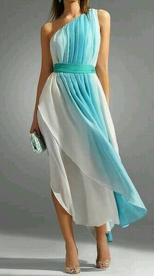 Awesome elegance turquoise bridesmaid dress 13 1