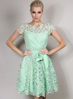 Awesome elegance turquoise bridesmaid dress 16 1