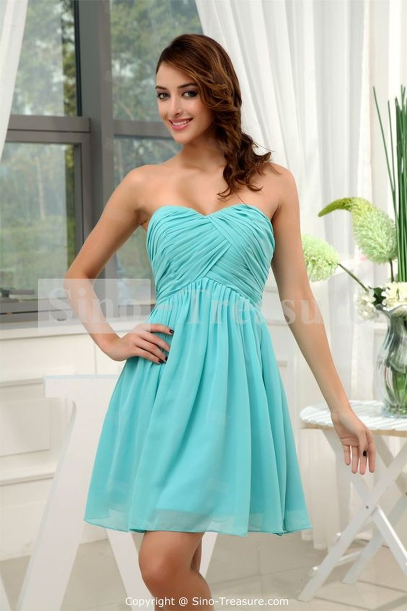 Awesome elegance turquoise bridesmaid dress 20 1
