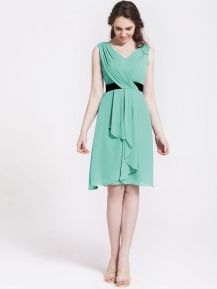 Awesome elegance turquoise bridesmaid dress 31 1