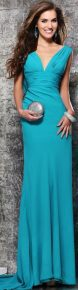 Awesome elegance turquoise bridesmaid dress 32 1