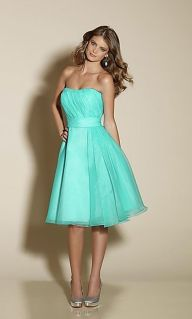 Awesome elegance turquoise bridesmaid dress 55