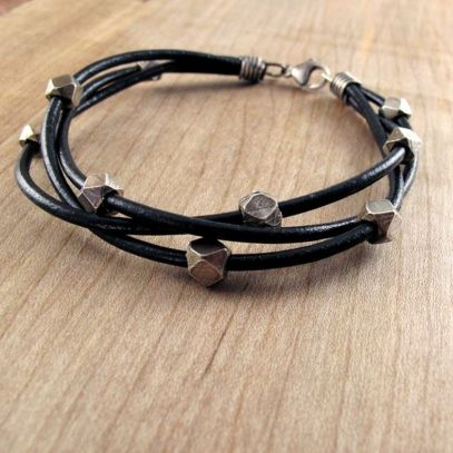 Awesome handmade bracelet for men 10