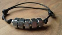 Awesome handmade bracelet for men 18
