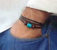 Awesome handmade bracelet for men 22
