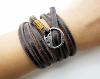 Awesome handmade bracelet for men 26