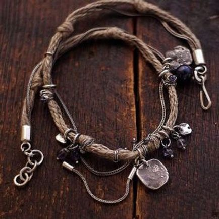 Awesome handmade bracelet for men 34