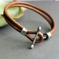 Awesome handmade bracelet for men 42