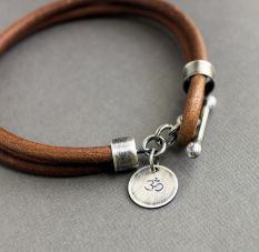 Awesome handmade bracelet for men 50