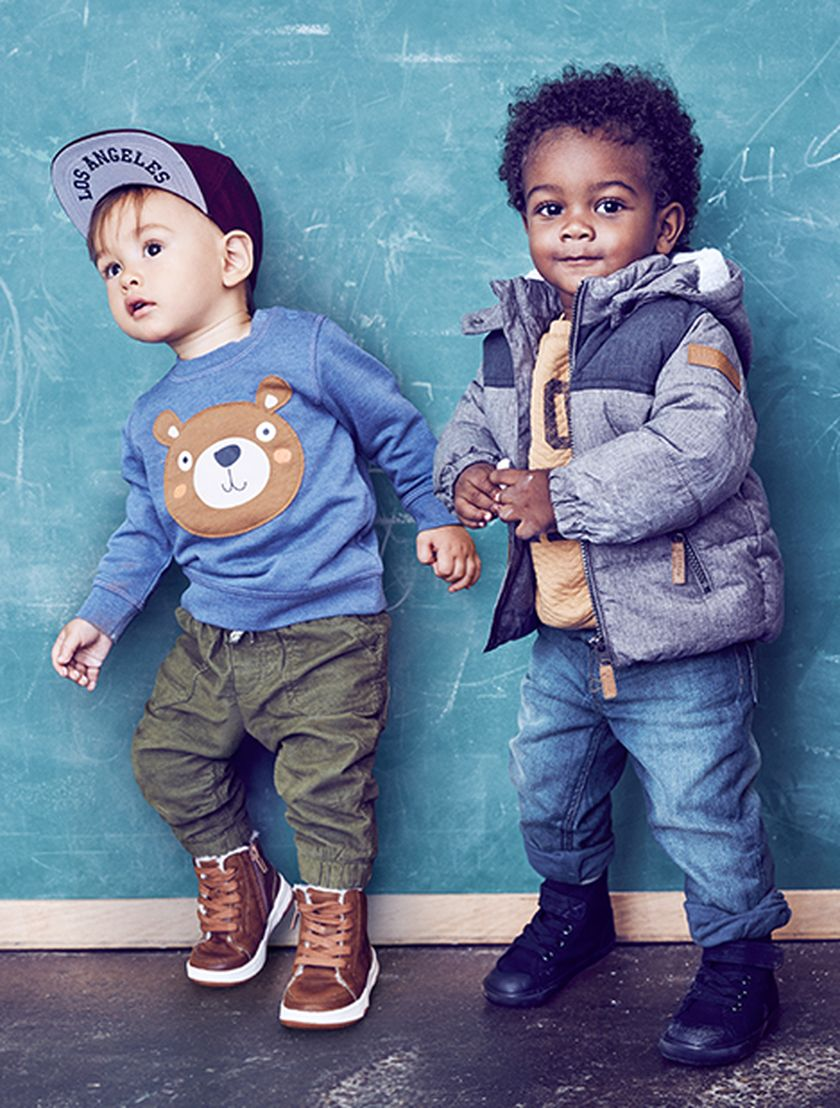 Cool boys kids fashions outfit style 13