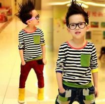 Cool boys kids fashions outfit style 14