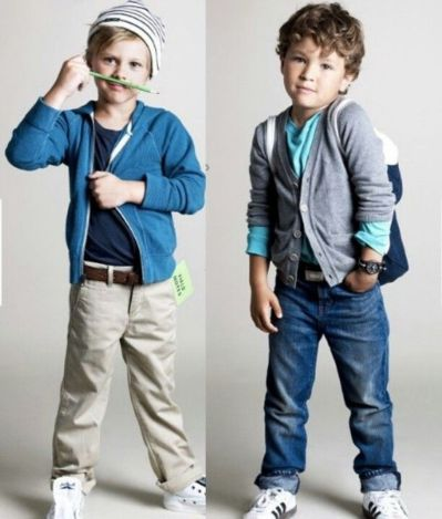 Cool boys kids fashions outfit style 15
