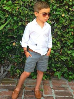Cool boys kids fashions outfit style 21