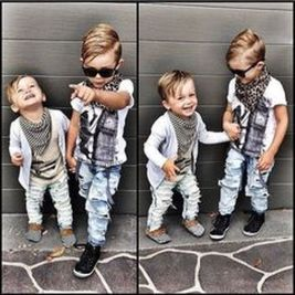 Cool boys kids fashions outfit style 35