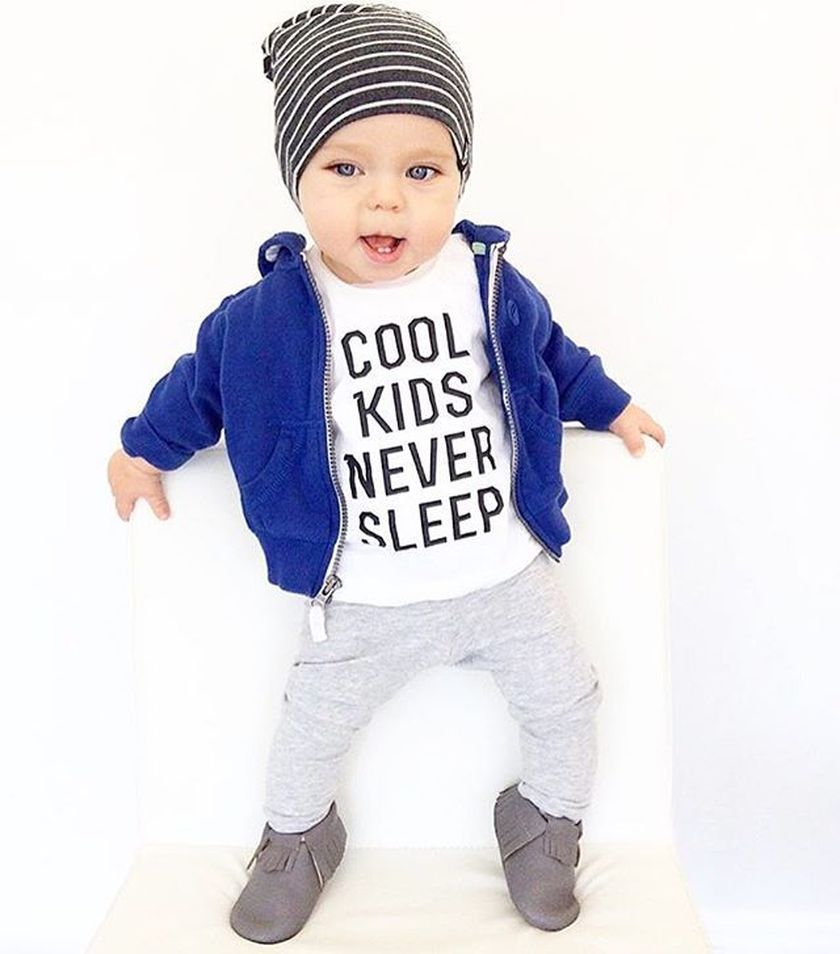 Cool boys kids fashions outfit style 37