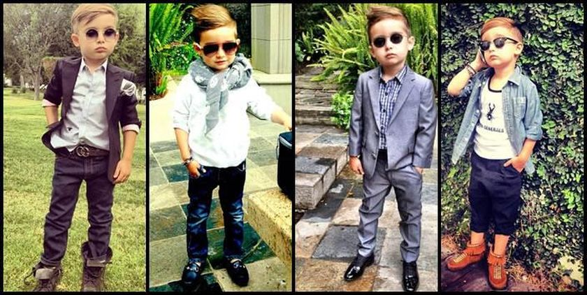 Cool boys kids fashions outfit style 47