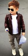 Cool boys kids fashions outfit style 48