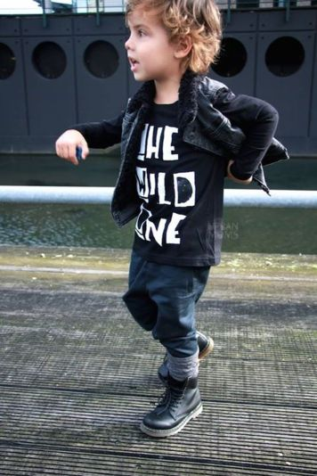 Cool boys kids fashions outfit style 77