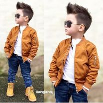 Cool boys kids fashions outfit style 78