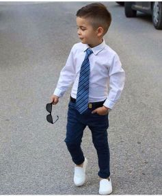 Cool boys kids fashions outfit style 85