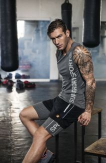 Cool mens gym and workout outfits style 21