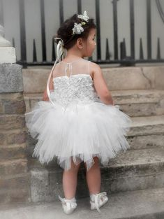 Cute bridesmaid dresses for little girls ideas 21