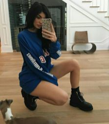 Cute oversized t shirt outfit styles 2