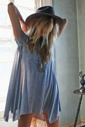 Cute oversized t shirt outfit styles 4