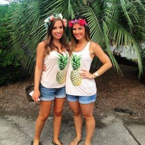 Cute pineapple tank top must you have 10