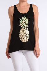 Cute pineapple tank top must you have 20