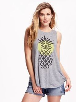 Cute pineapple tank top must you have 24