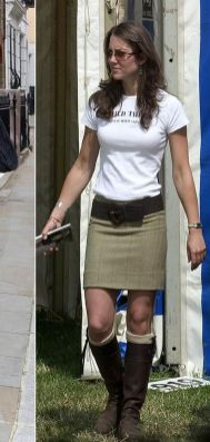 Kate middleton casual style outfit 46
