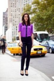 Marvelous creative formal outfits for work and job interview 30