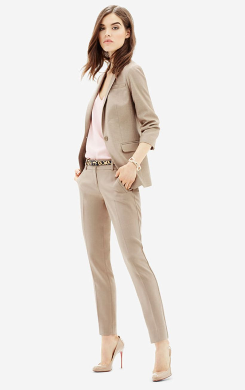 Marvelous creative formal outfits for work and job interview 57