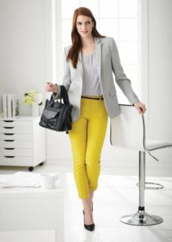 Marvelous creative formal outfits for work and job interview 59