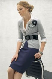 Marvelous creative formal outfits for work and job interview 68