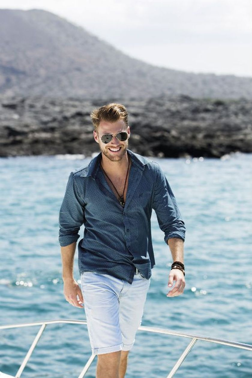 Mens fashions should wear while on the beach 29