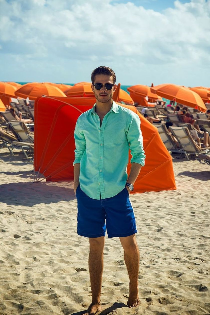 Mens fashions should wear while on the beach 30