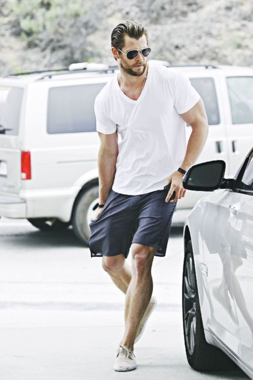 Mens fashions should wear while on the beach 37