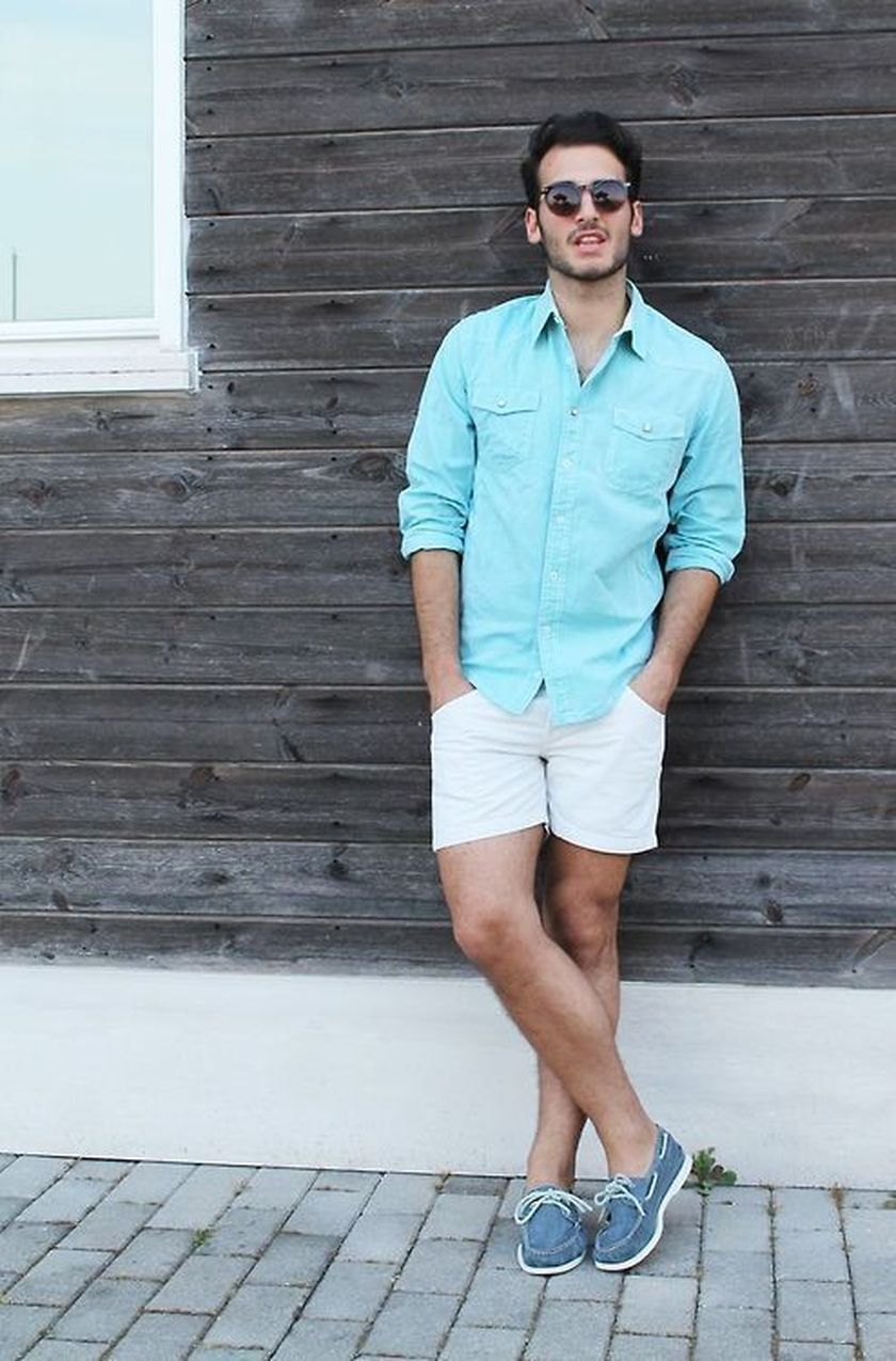 Mens fashions should wear while on the beach 40